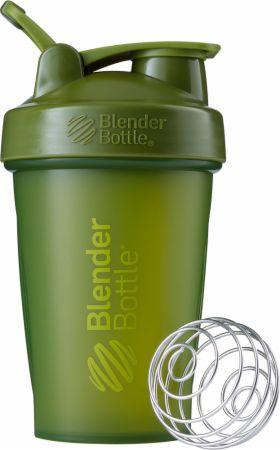 Image of BlenderBottle Classic 20 Oz. Full Color Moss Green
