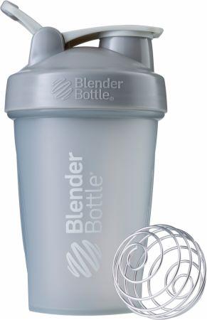 Image of BlenderBottle Classic 20 Oz. Full Color Pebble Grey