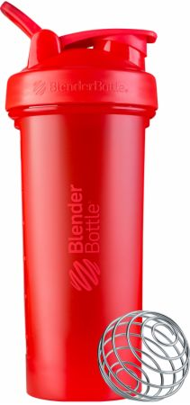 Image of Classic V2 Full Color Red 28 Oz. - Shaker Bottles BlenderBottle