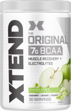 Image of Scivation Xtend 30 Servings Green Apple