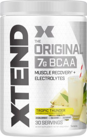 SciVation Xtend Pineapple 30 Servings - During Workout - SV3340015