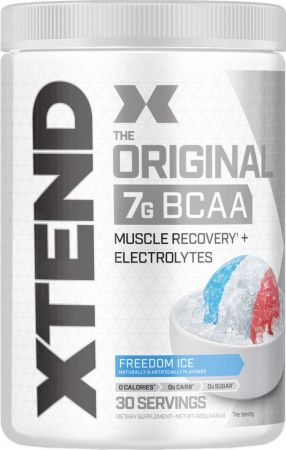 Image of Xtend Original BCAA Freedom Ice 30 Servings - During Workout Xtend
