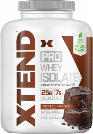 Image of Pro Whey Protein Isolate Chocolate Lava Cake 5 Lbs. - Protein Powder Xtend