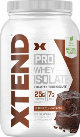 Image of Pro Whey Protein Isolate Chocolate Lava Cake 1.8 Lbs. - Protein Powder Xtend