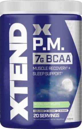 Xtend P.M. BCAA Powder