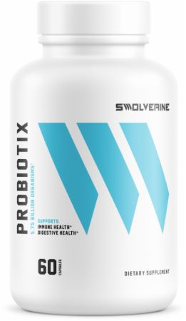 Image of Probiotix 60 Vegetable Capsules - Digestive Health Swolverine