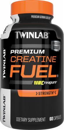 Twinlab Creatine Fuel 60 Capsules - Creatine