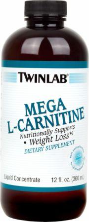 Twinlab Mega L-Carnitine の BODYBUILDING.com 日本語・商品カタログへ移動する