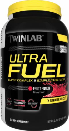 Twinlab Ultra Fuel Powder