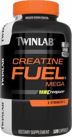 Twinlab Mega Creatine Fuel 120 Capsules - Creatine