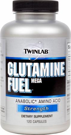 Twinlab Mega Glutamine Fuel