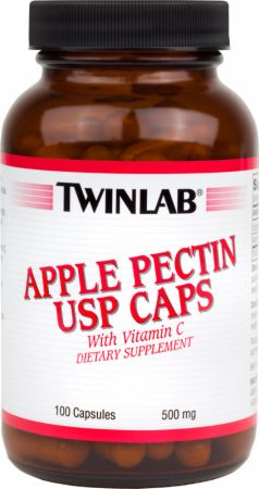 Twinlab Apple Pectin USP Caps