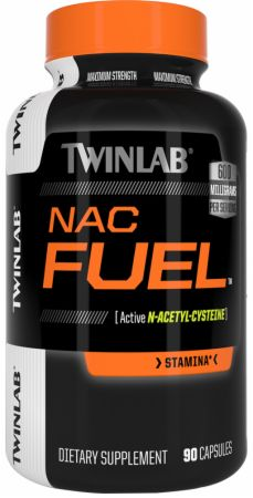 Twinlab NAC Fuel