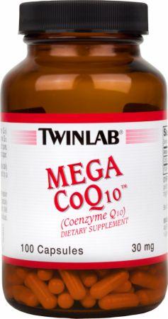 Twinlab Mega CoQ10