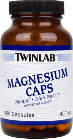 Twinlab Magnesium Caps の BODYBUILDING.com 日本語・商品カタログへ移動する