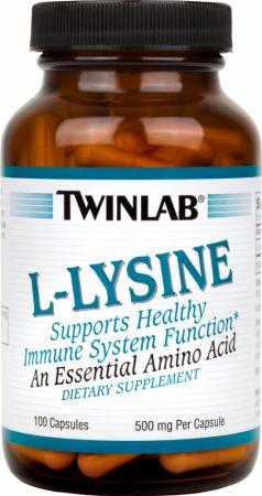 Twinlab L-Lysine の BODYBUILDING.com 日本語・商品カタログへ移動する