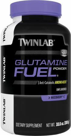 Twinlab Glutamine Fuel Powder