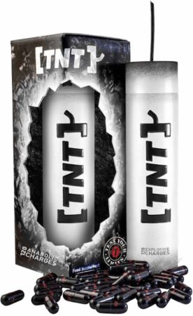 Image of TNT Supplements Test Your Limits Testosterone Booster 120 Capsules