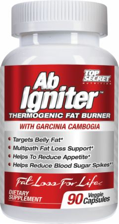 Ab Igniter Thermogenic Fat Burner by Top Secret Nutrition