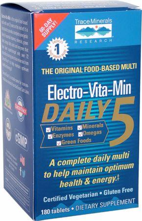 Trace Minerals Electro-Vita-Min
