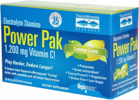 Trace Minerals Electrolyte Stamina Power Pak の BODYBUILDING.com 日本語・商品カタログへ移動する