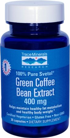 Trace Minerals Green Coffee Bean Extract