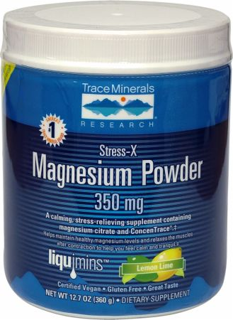 Trace Minerals Stress-X Magnesium Powder