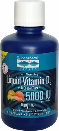 Trace Minerals Liquid Vitamin D3