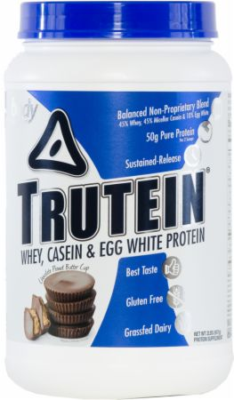 Image of Trutein Chocolate Peanut Butter Cup 2 Lbs. - Protein Powder Body Nutrition