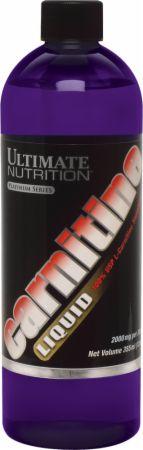 Ultimate Nutrition Liquid L-Carnitine