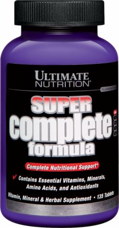 Ultimate Nutrition Super Complete Formula