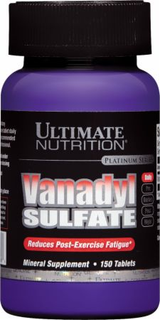 Ultimate Nutrition Vanadyl Sulfate