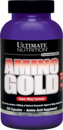 Ultimate Nutrition Amino Gold Capsules