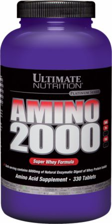 Ultimate Nutrition Super Amino 2000 の BODYBUILDING.com 日本語・商品カタログへ移動する