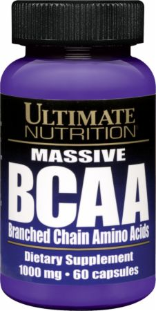 Ultimate Nutrition Branch Chain Amino Acids