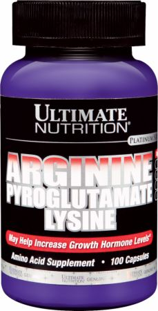 Ultimate Nutrition Arginine/Pyroglutamate/Lysine