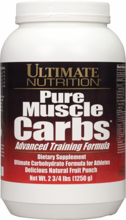 Ultimate Nutrition Pure Muscle Carbs