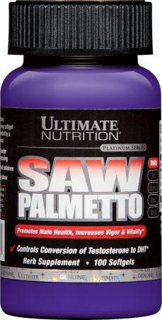 Ultimate Nutrition Saw Palmetto
