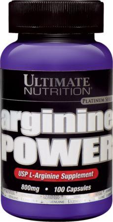 Ultimate Nutrition Arginine Power の BODYBUILDING.com 日本語・商品カタログへ移動する