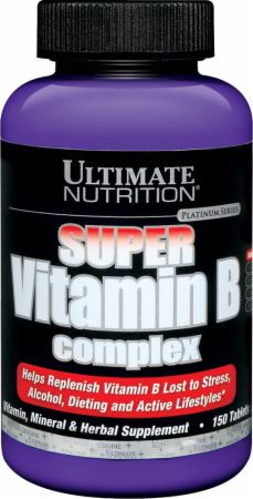 Ultimate Nutrition Super Vitamin B-Complex