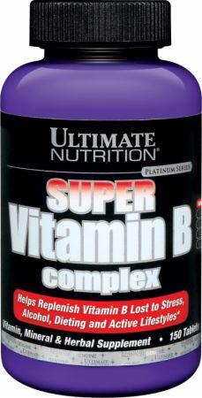 Ultimate Nutrition Super Vitamin B-Complex の BODYBUILDING.com 日本語・商品カタログへ移動する