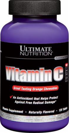 Ultimate Nutrition Vitamin C の BODYBUILDING.com 日本語・商品カタログへ移動する