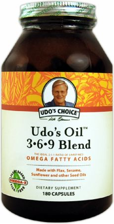 Udo's Choice Udo's 3-6-9 Oil Blend