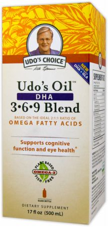 Udo's Choice DHA Oil Blend の BODYBUILDING.com 日本語・商品カタログへ移動する