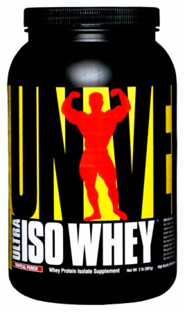 Universal Ultra Iso Whey