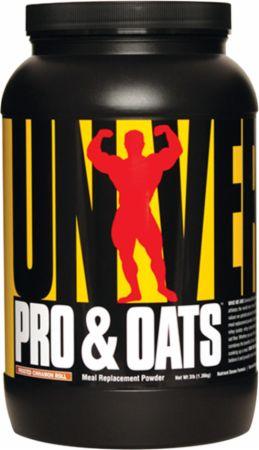 Universal Pro & Oats
