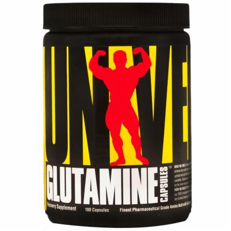 Universal Glutamine Caps