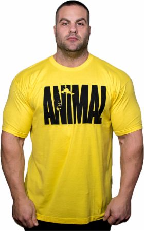 6f8594a9b Animal Iconic T-Shirt by Universal Nutrition at Bodybuilding.com - Lowest  Price on the Animal Iconic T-Shirt!