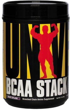 Image of BCAA Stack Grape 1000 Grams - Amino Acids & BCAAs Universal Nutrition
