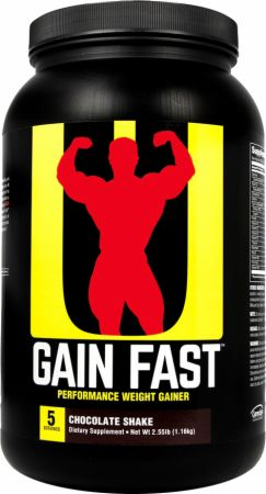 Gain Fast By Universal Nutrition At Bodybuilding Com